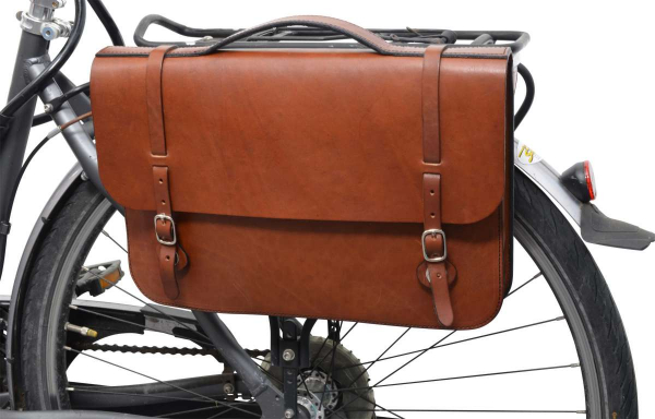 Bicycle briefcase