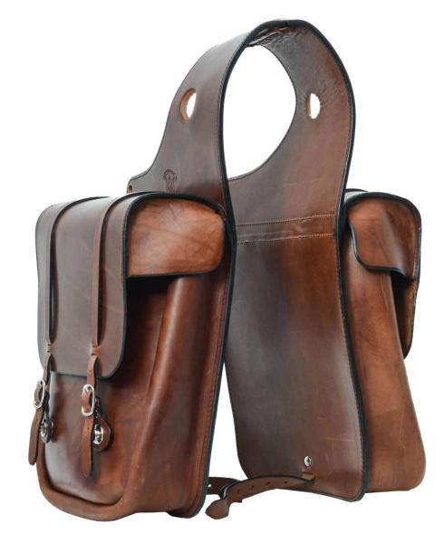 Hofsattlerei Cosack Leder-Packtaschen