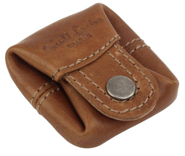 mini-geldbörse leder