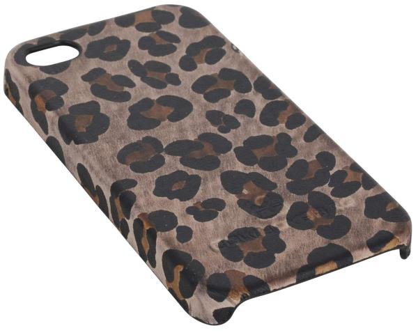 Cowboysbag Schutzhülle in Leo-Optik für iPhone 4