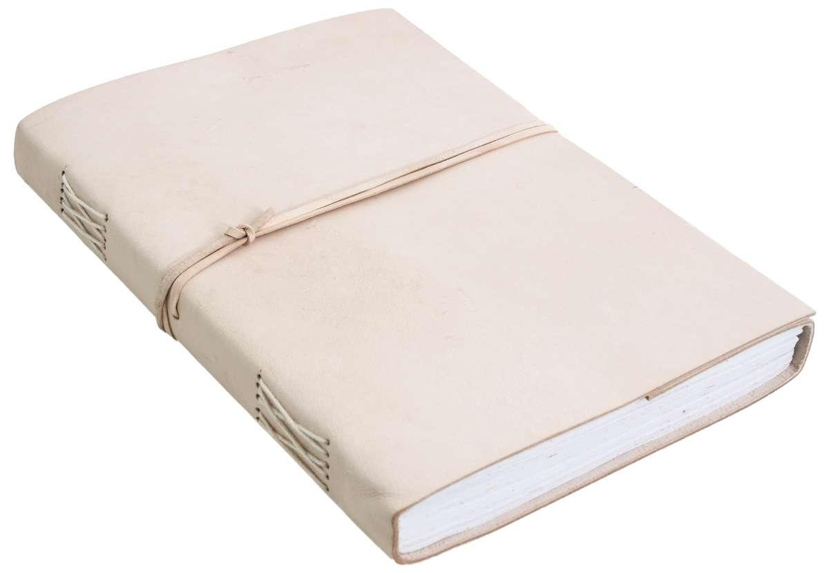 Gusti Leder /'Violetta/' Notizbuch Lederbuch DIN A4 Skizzenbuch Tagebuch