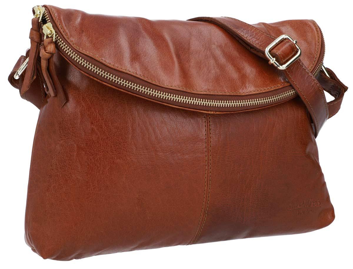 Handtasche Gardenia aus Leder von Gusti