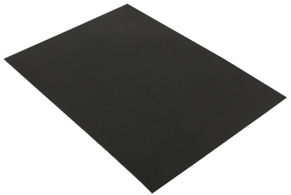 Puhvelinnahkapala A5 musta