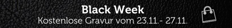 Black Week Gusti Leder