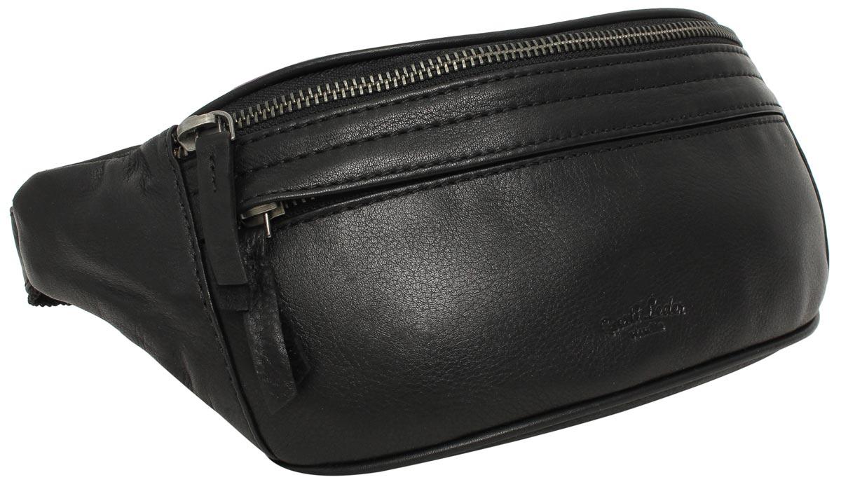"Sac banane Gusti Cuir studio /""Spencer/"" sac ceinture vintage sac /à main r/étro sac port/é ceinture homme femme cuir de buffle marron fonc/é 2G7-22-6 S"
