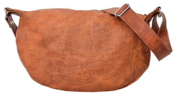 Elegante Ziegenleder Handtasche