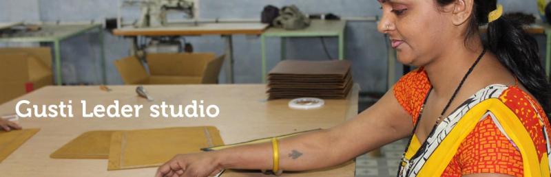 Gusti Leder studio Produktion