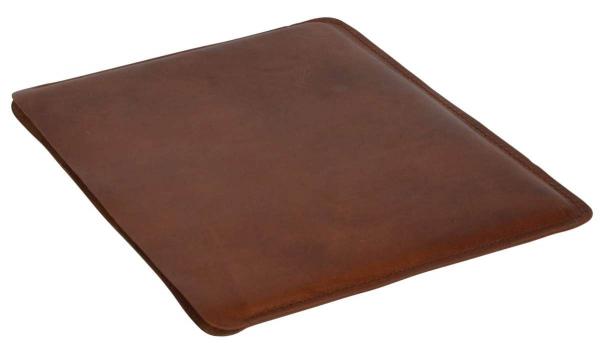 Braune Leder-Tablethülle für iPad Air
