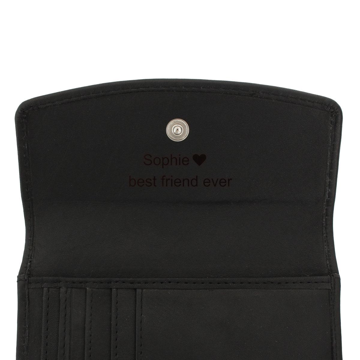 dcd6ac4d09ed3 Geldbörse Portemonnaie Brieftasche Geldbeutel Vintage Damen Braun Leder