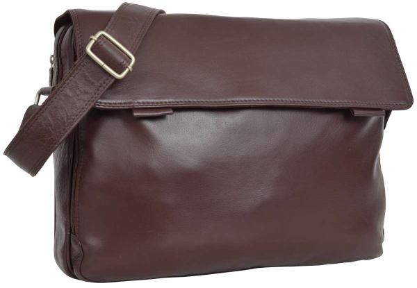 Branco Leder-Handtasche für Damen
