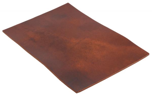 Pezzo di pelle di bufalo in formato A5