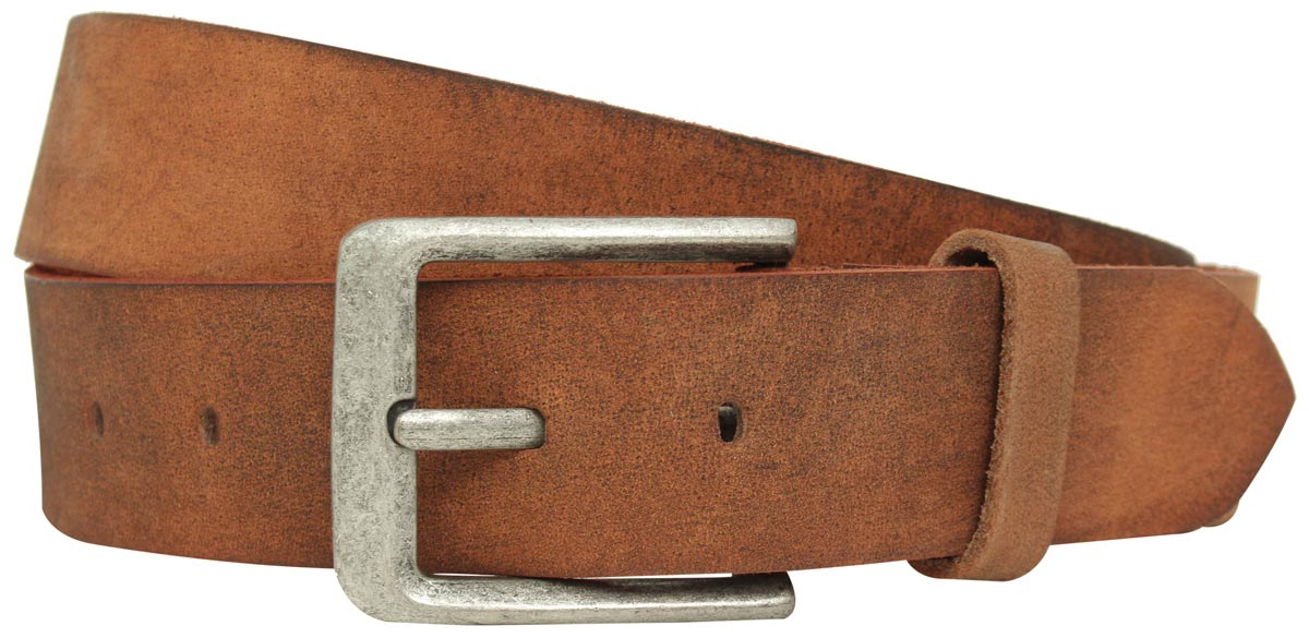 Lederg/ürtel Damen schwarz 3 cm MADE IN GERMANY schmal 100/% echtes Leder