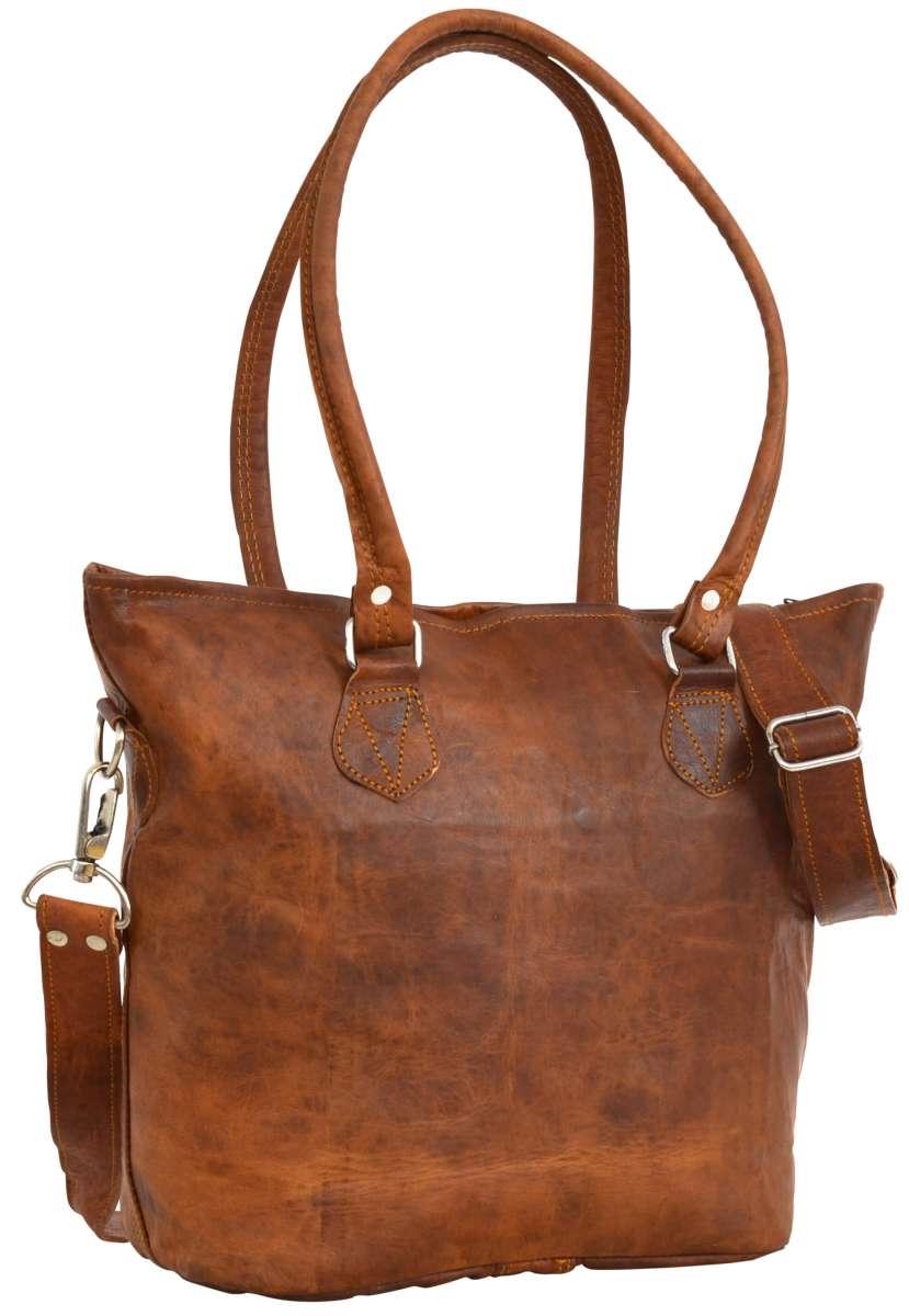 Handtasche H14 Shoppingtasche Henkeltasche Shopper Therese BxqvPdd