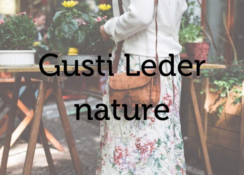 Gusti Leder nature