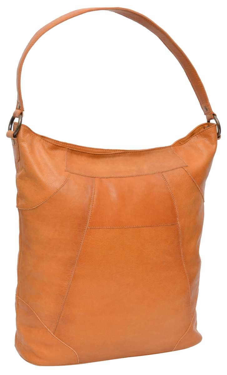 Soft Cognac Brown Vintage Leather