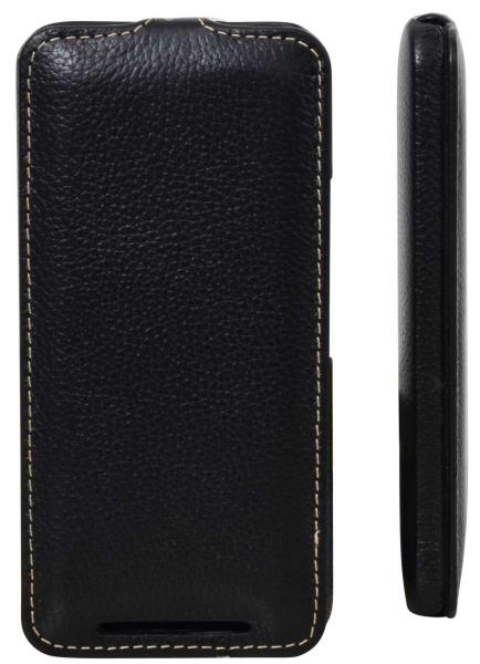 Stilgut Leder-Handyhülle für HTC One M9