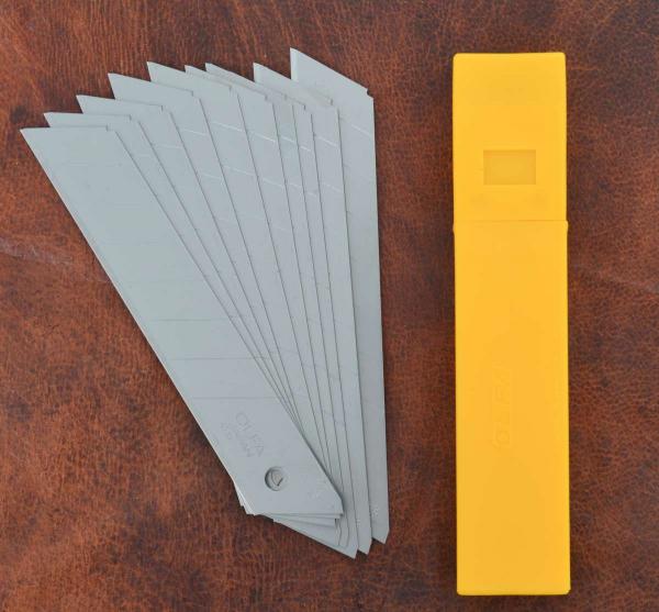 Ersatzklingen für OLFA Cuttermesser 18mm